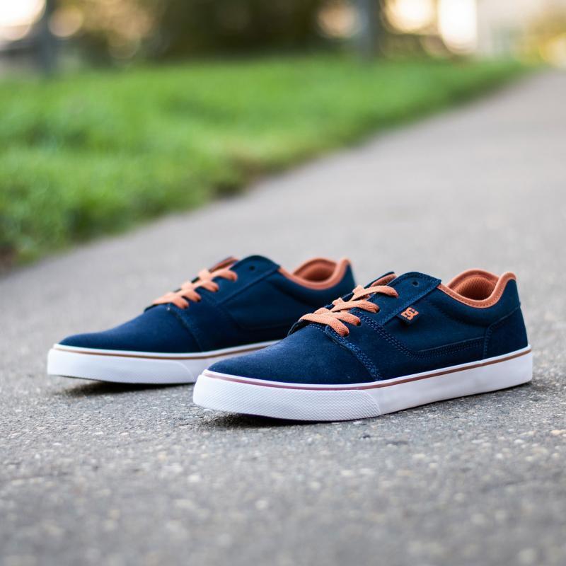 Кеды низкие DC Tonik Navy/Bright Blue