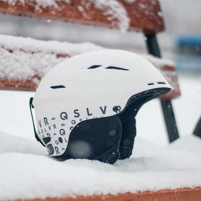 Шлем для сноуборда Quiksilver Motion Snow White