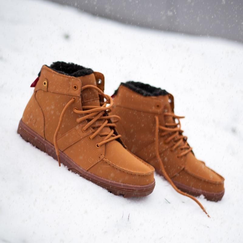 Ботинки зимние DC s Woodland Boot Wheat/Black