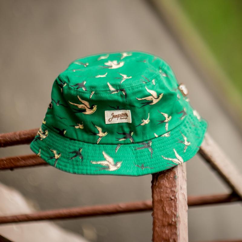Панама Запорожец Lastochki Green